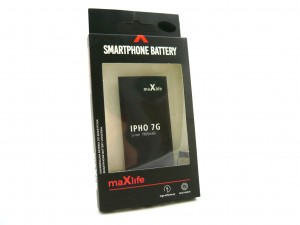 Bateria Maxlife do iPhone 7 1960 mAh