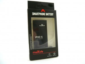 Bateria Maxlife do iPhone 6 1810 mAh